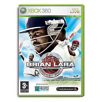Brian Lara Cricket 2007 (Xbox 360) - Uusi