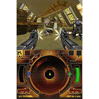 Goldeneye rogue agent (Nintendo DS)-ny