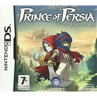 Πρίγκιπας της Περσίας ο έκπτωτος βασιλιάς (Nintendo DS)-νέος