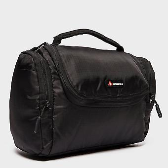 New Technicals Travel Wash Bag Travel Luggage Black