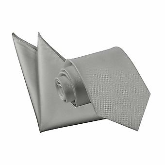 &Markering af sølvkontrol Lomme firkantet sæt