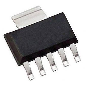 LM2937IMP-5.0/NOPB PMIC-LDO regulador de tensão positivo, fixo SOT 223 4