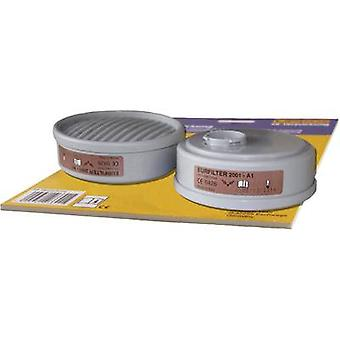 L + D Upixx Eurfilter ETNA 26244 klasse/bescherming filterniveau: A1 2 PC('s)