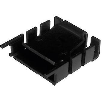 ASSMANN WSW V8510SN Disipador de calor 18 K/W (L x An x H) 25,4 x 25 x 8,5 mm A 220