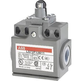 ABB LS72P13B11 Limit switch 400 V AC 1.8 A Tappet momentary IP65 1 pc(s)