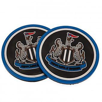 Newcastle United 2pk Coaster sett