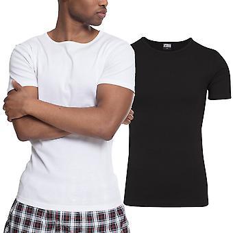 Urbains classics - base transparente sous-vêtements T-Shirt 2-Pack