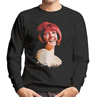 TV keer Cilla Black 1964 mannen Sweatshirt