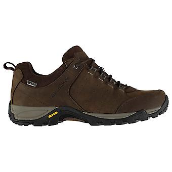 Karrimor Mens Journey WTX Walking Shoes Waterproof Lace Up Breathable Vibram