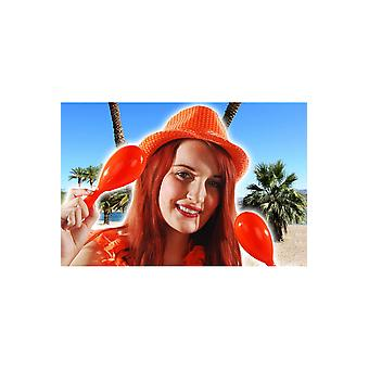 ハワイと熱帯オレンジ マラカス