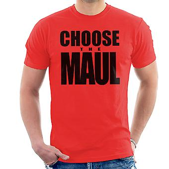 Choose The Maul Six Nations Rugby Championship Men's T-Shirt