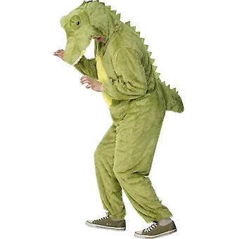 """Krokotiili puku.  Rinta 38 """"-40"""", jalka Inseam 32,75 """""""
