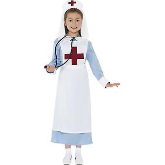 WW1 Hemşire Kostüm