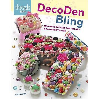 Decoden Bling - Mini dekorationer för telefoner & favorit saker av Alice