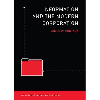 情報とジェームズ ・ w. Cortada - 97802625 によって現代企業