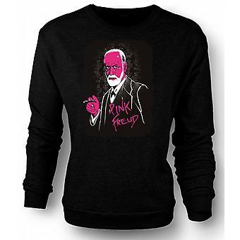 Kids Sweatshirt Pink Floyd - Sigmund Freud - Funny