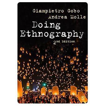 Tekee etnografinen Giampietro Gobo - Andrea Molle - 9781412962261 B