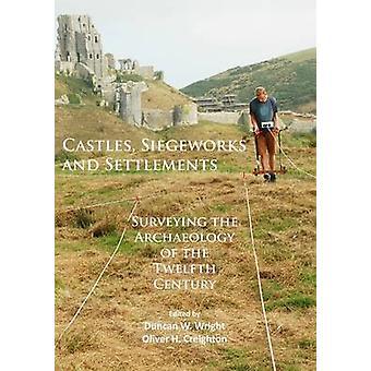 القلاع-سيجيووركس والمستوطنات-مسح الآثار ال