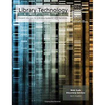 Web Scale Discovery Services: 47-1 (Library Technology Reports)