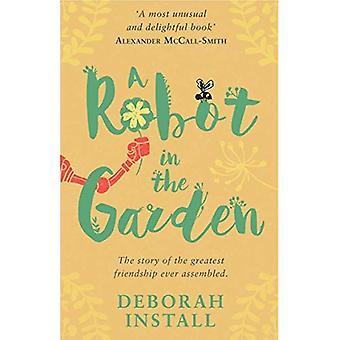 Un Robot dans le jardin