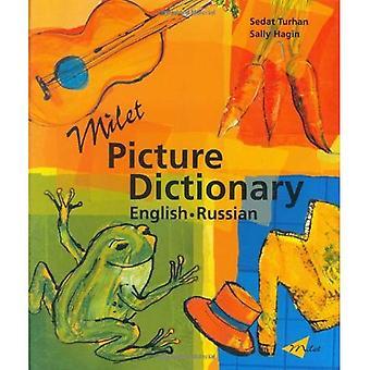 Milet foto woordenboek: Russisch-Engels (Milet beeld woordenboeken)