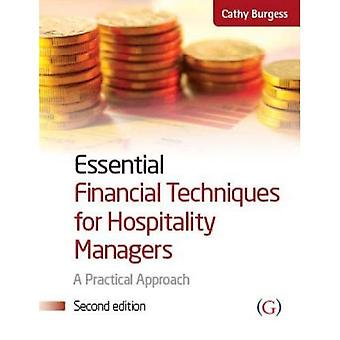 Essential Financial Techniques for Hospitality Managers: A Practical Manual