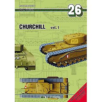 Churchill Volume I: 1