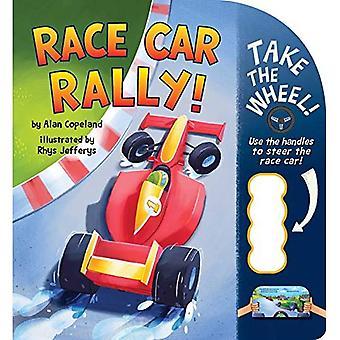 Rallye de course de voiture! (Prendre le volant!) [Cartonné]