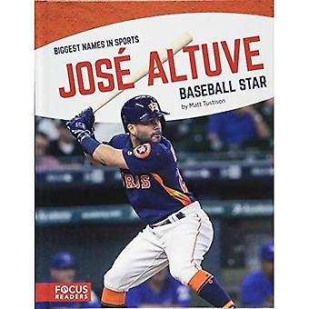 Jose Altuve: Star du base-ball