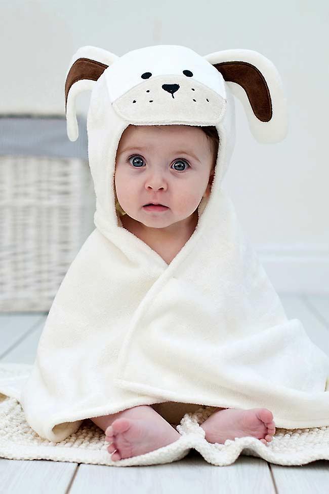 Long Eared Puppy baby towel