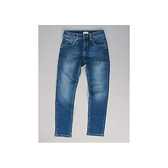 Pinko Madeleine Rip de reparare Jeans