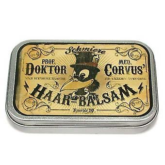 Rumble 59 Schmiere Pomade Dr. Corvus Hair Balm  Mint  Medium Hold