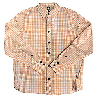 Cavi Walk in The Park Long Sleeve Shirt Peach Pearl