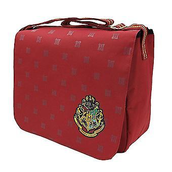 Harry Potter Tylypahkan Crest Messenger laukku