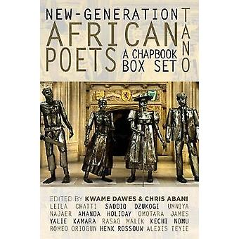 New-Generation African Poets - A Chapbook Box Set (Tano) by Kwame Dawe