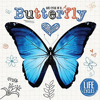 Life Cycle of a Butterfly by Kirsty Holmes - 9781786372826 Book