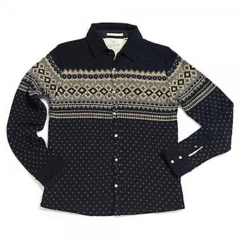 Scotch & Soda Knitted Overshirt
