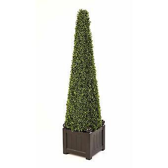 Artificial Topiary Boxwood Cone