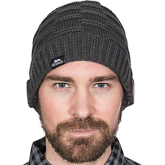 Trespass Mens Bluebeats Hands Free Bluetooth Wireless Beanie