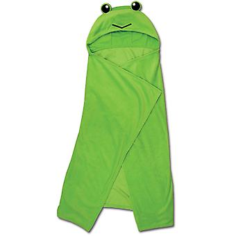 Hoodie Blanket: Certain Magical Index - Gekota Frog Throw Toys Licensed ge34022