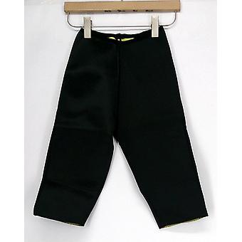JR Pants Slimming Detox Pants Yellow & Black Womens