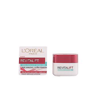 L'Oreal compõem Revitalift Crema Día Anti-arrugas Textura Ligera Pnm 50 Ml para as mulheres