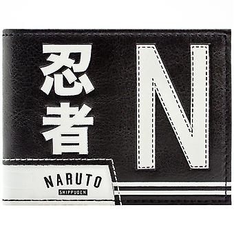 Naruto Shippuden Ultimate Ninja Academy Bi-Fold Wallet