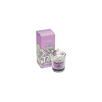 Bomb Cosmetics Piped Glass Candle - Stargirl