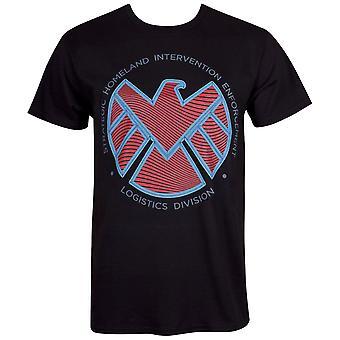 SHIELD Retro Men's Camiseta