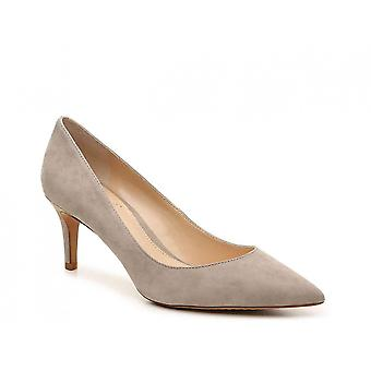 Vince Camuto Womens London Fog Fabric Pointed Toe Classic Pumps