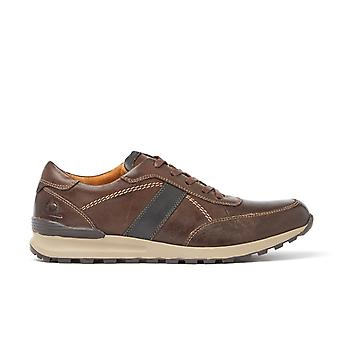 Chatham Men's Viper Leather Trainers