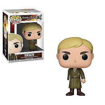 Attack on Titan Erwin (One-Armed) Pop! Vinyl