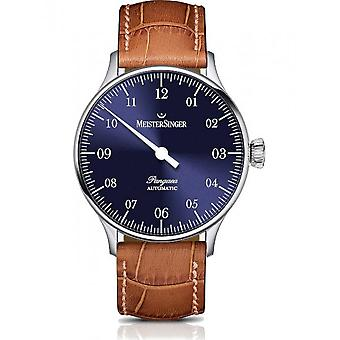 MeisterSinger Watches Men's Watch One-Hand Watch Pangaea PM908_SGF03