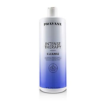Pravana Intense Therapy Cleanse Lightweight Healing Shampoo - 1000ml/33.8oz
